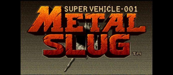 L'histoire de la série Metal Slug