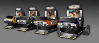 Hummer MSD de Sega : L'arcade qui décoiffe!