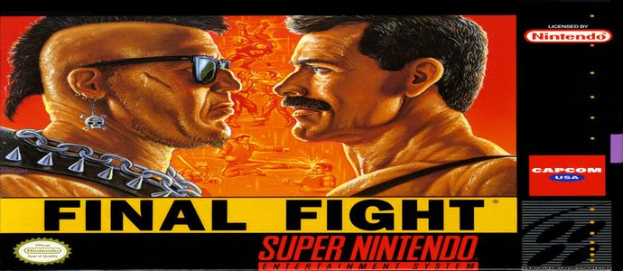 Final Fight sur Super Nintendo