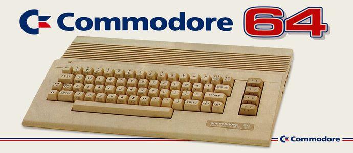Tout a commencé avec un Commodore 64