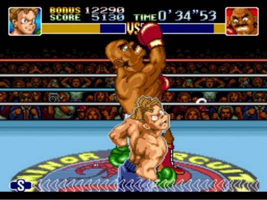 La version Super Nintendo, idem mais en plus sexy, plus fun, encore plus Punch-OUT!