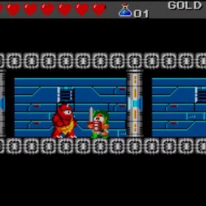 Wonderboy 3 the dragon's trap