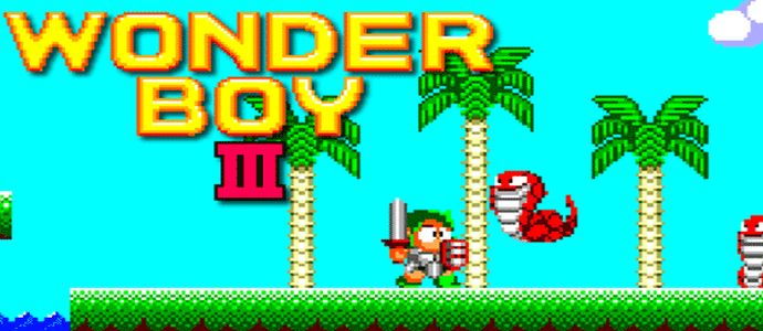 Wonderboy 3: the dragon's trap