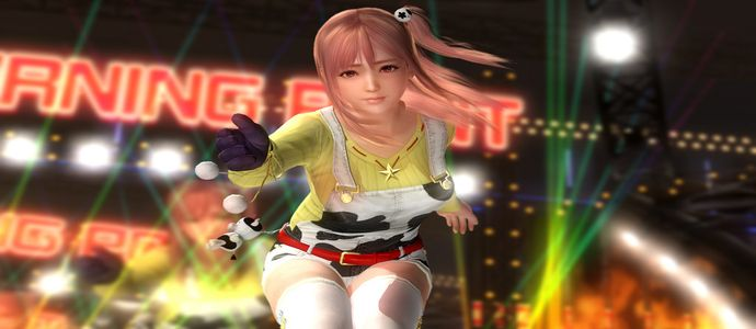 Dead or Alive 5 : impressions à chaud…