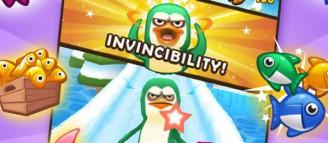 Super Penguins, encore un peu de fun sur vos tablettes and co ?