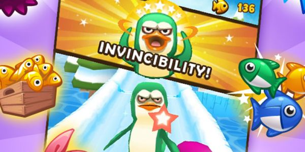 Super Penguins, encore un peu de fun sur vos tablettes and co ?