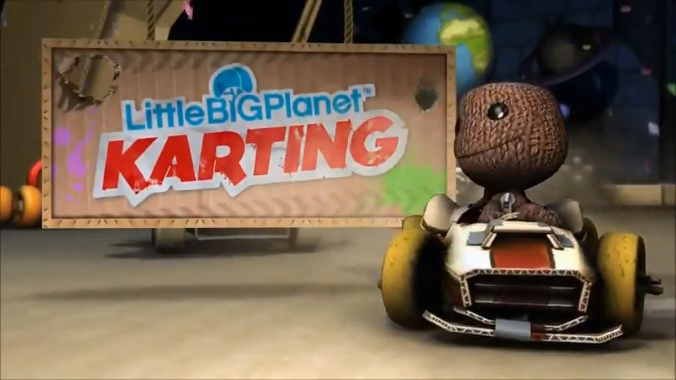 Little Big Planet Karting : Quand Mario rencontre Sack