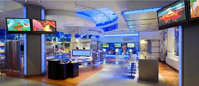 Visite chez Nintendo World Store N-Y