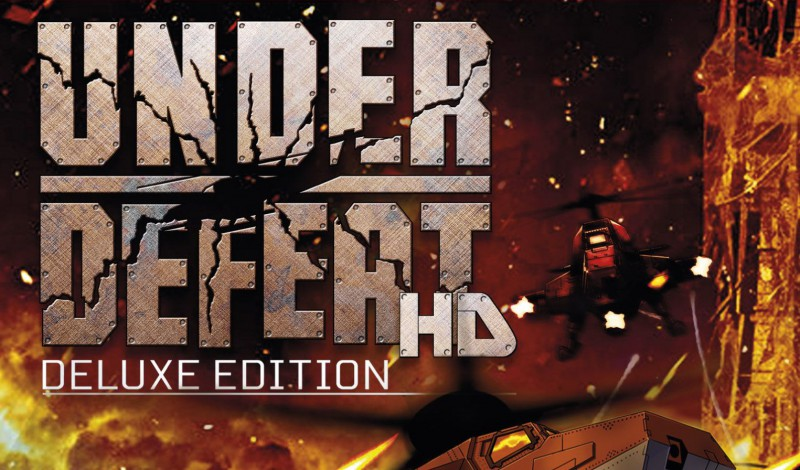 Under Defeat HD Deluxe Edition : le Copter encore plus Super