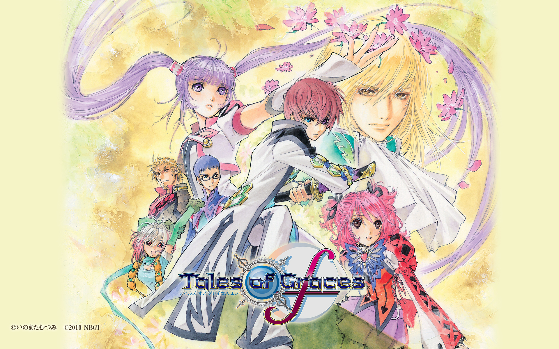 Tales of Graces – Le cru PS3 vu par CJ
