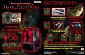 Dark Escape 4D Brochure