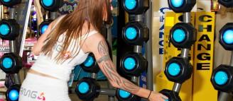 Le salon de l'arcade EAG London