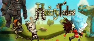 Hairy Tales : Les barbus nous sauveront