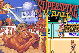 [Retro Virus #24] SuperSpike V'Ball – Beach Volley sous l'ère 8bit