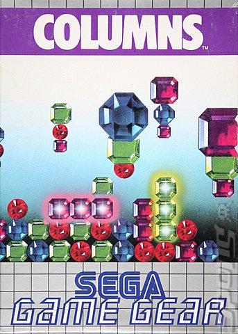 [Retro Virus] Columns, le Puzzle Game après Tetris