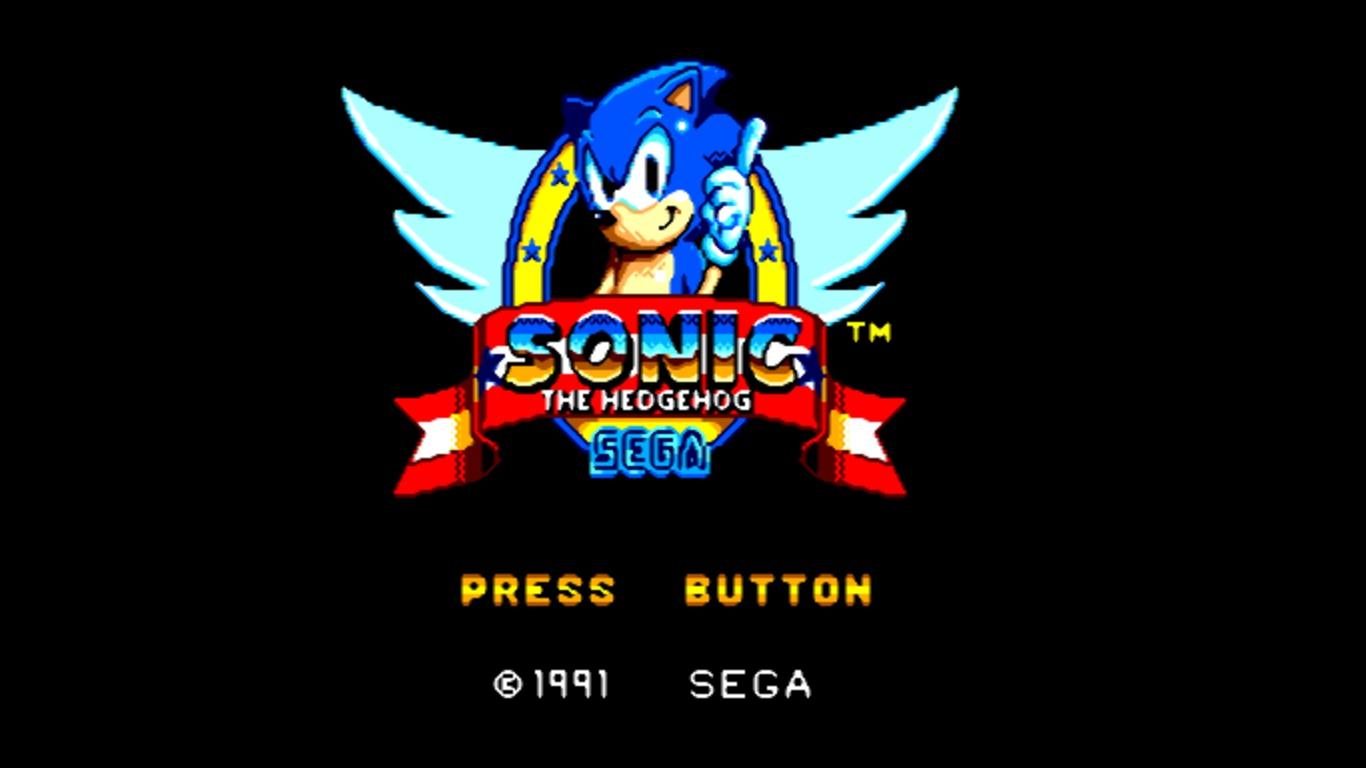Sonic the Hedgehog : le maître-achat sur 8 bits