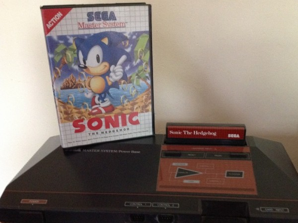 Sonic console