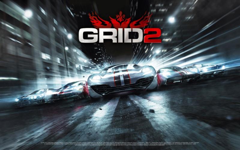 Grid 2 – L'arcade à l'état pur