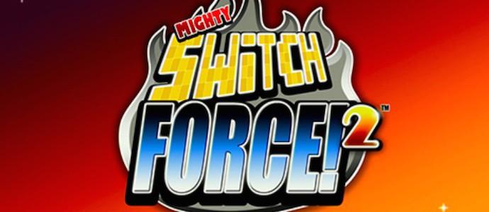 Mighty Switch Force 2 : hydratez-vous pendant les grandes chaleurs !