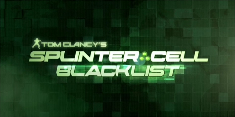 Splinter Cell Blacklist : Black is beautiful