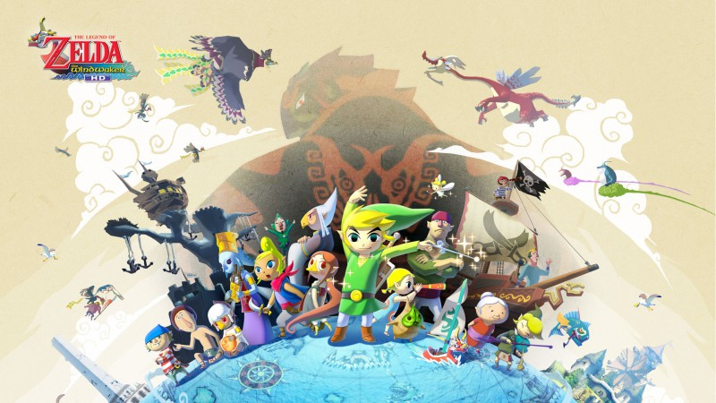 Zelda: The Wind Waker HD