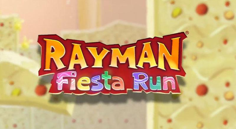 Rayman Fiesta Run : la fête du tactile