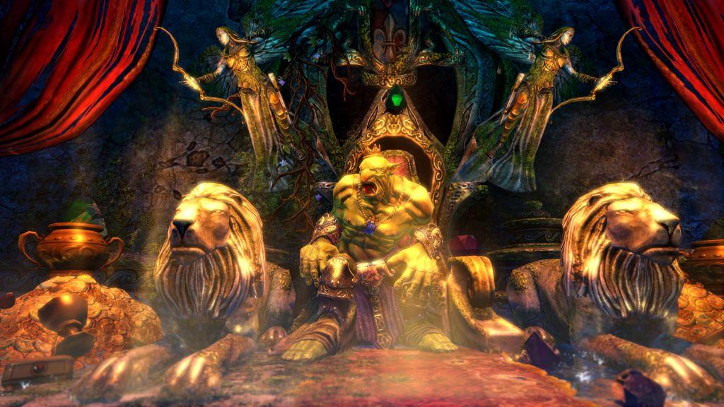 "Portages Fury : Trine 2 sur PS4, ""NeverEnding"" Story"
