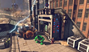 Lego Marvel Super Heroes (2)