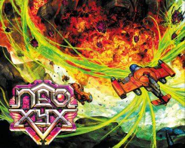 Neo XYX : le nouveau shmup sur Dreamcast