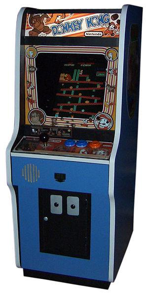 donkey-kong-arcade