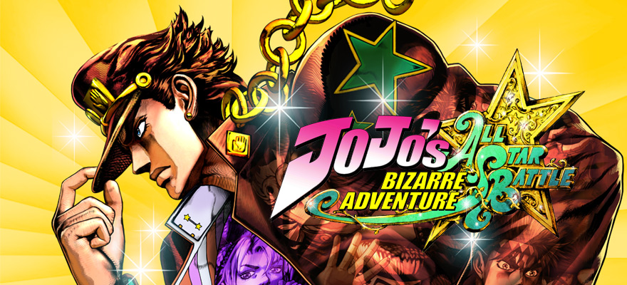 JoJo's Bizarre Adventure : All Star Battle