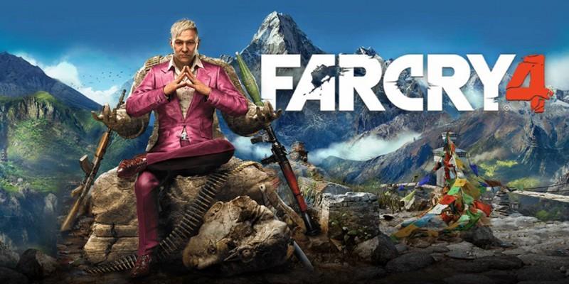 [GC14] Far Cry 4
