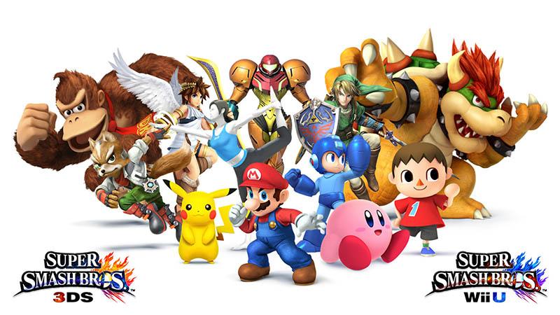 [GC14] Super Smash Bros