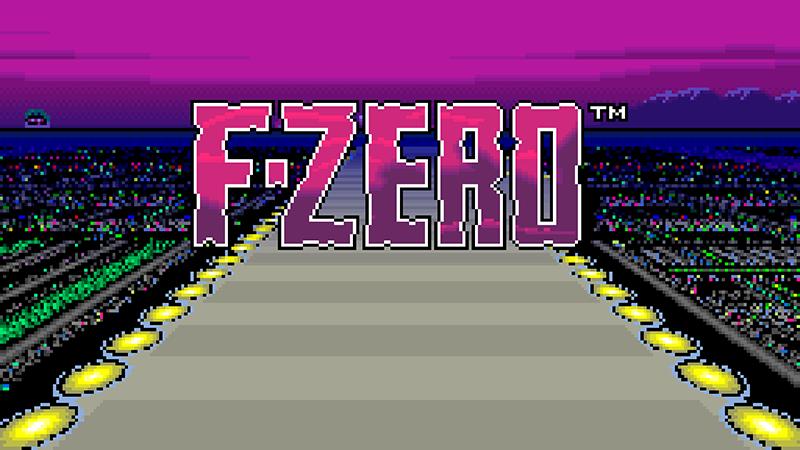 Rétrospective F-Zero