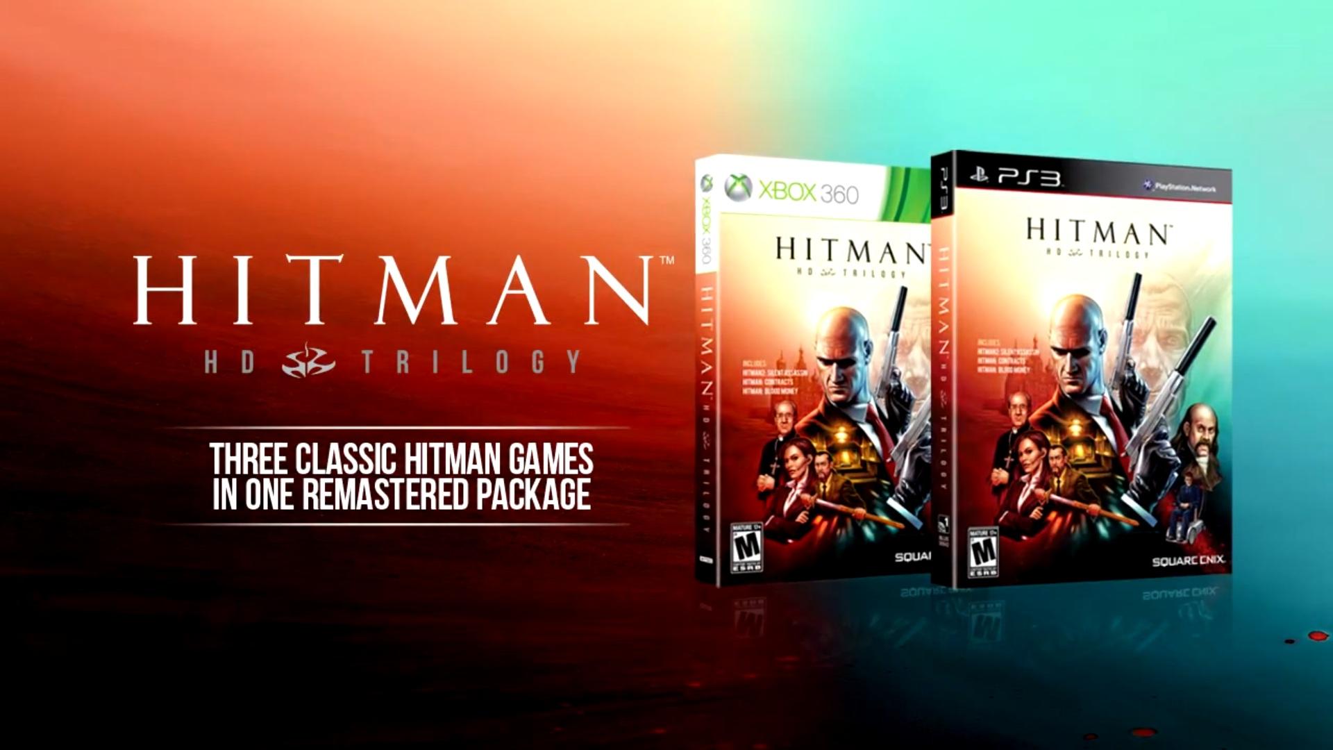 Hitman Hd Trilogy : Le lifting de l'assassin le plus connu des jeux vidéo