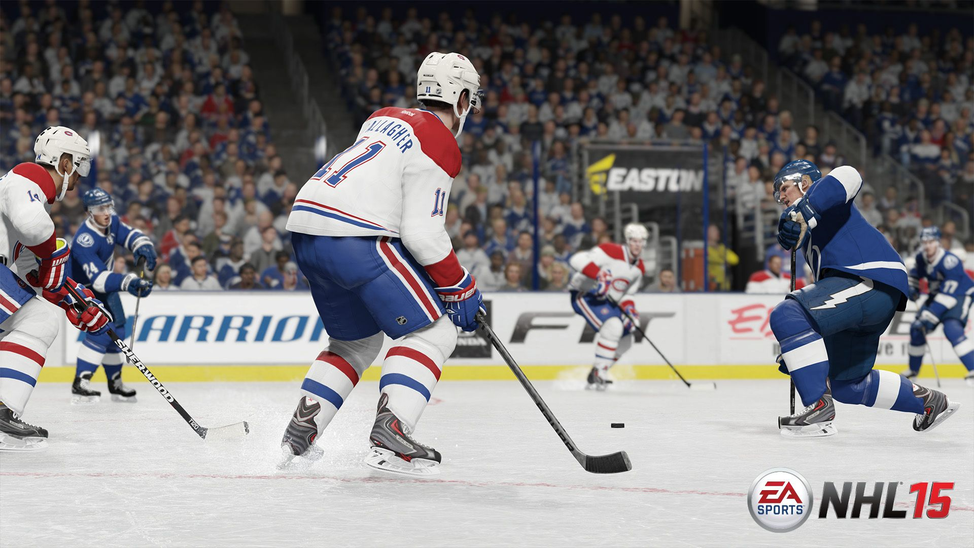 Une question de perspective… illustrée par NHL 15