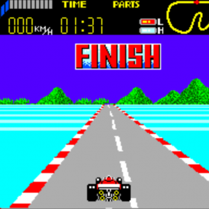 World Grand Prix Finish