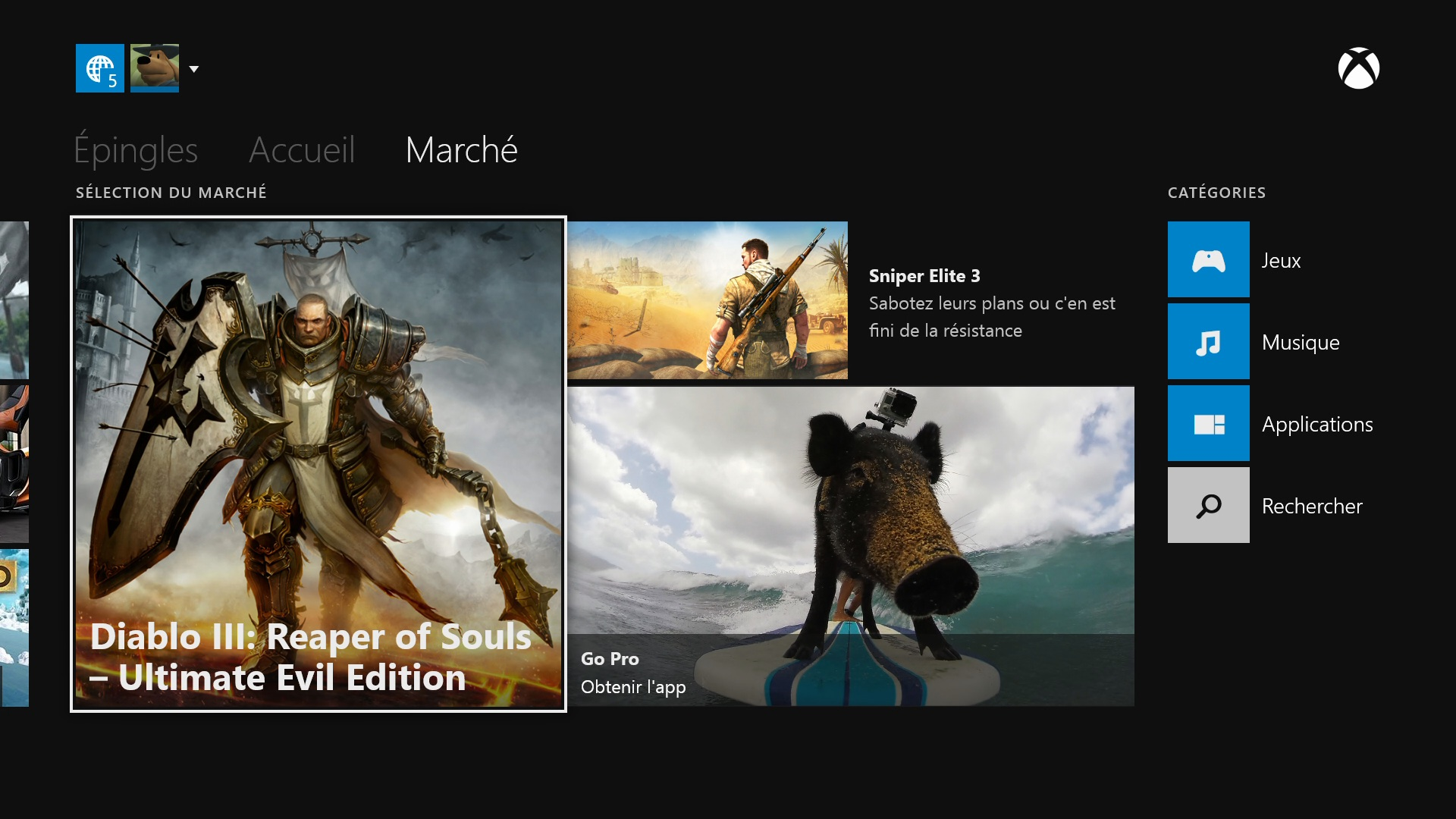 La Xbox One a enfin l'accent belge