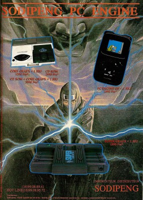 PC Engine GT Sodipeng