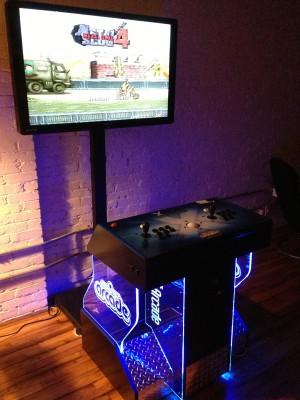 X-arcade Metal Slug