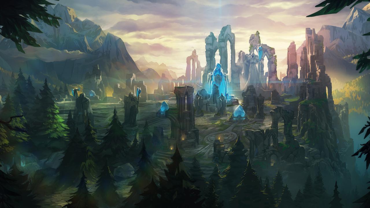 League of Legends – Nouvelle Faille de l'Invocateur