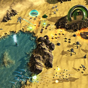 Etherium : Le champ de bataille