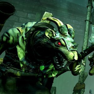 Mordheim : City Of The Damned : Le chef d'une bande Skaven