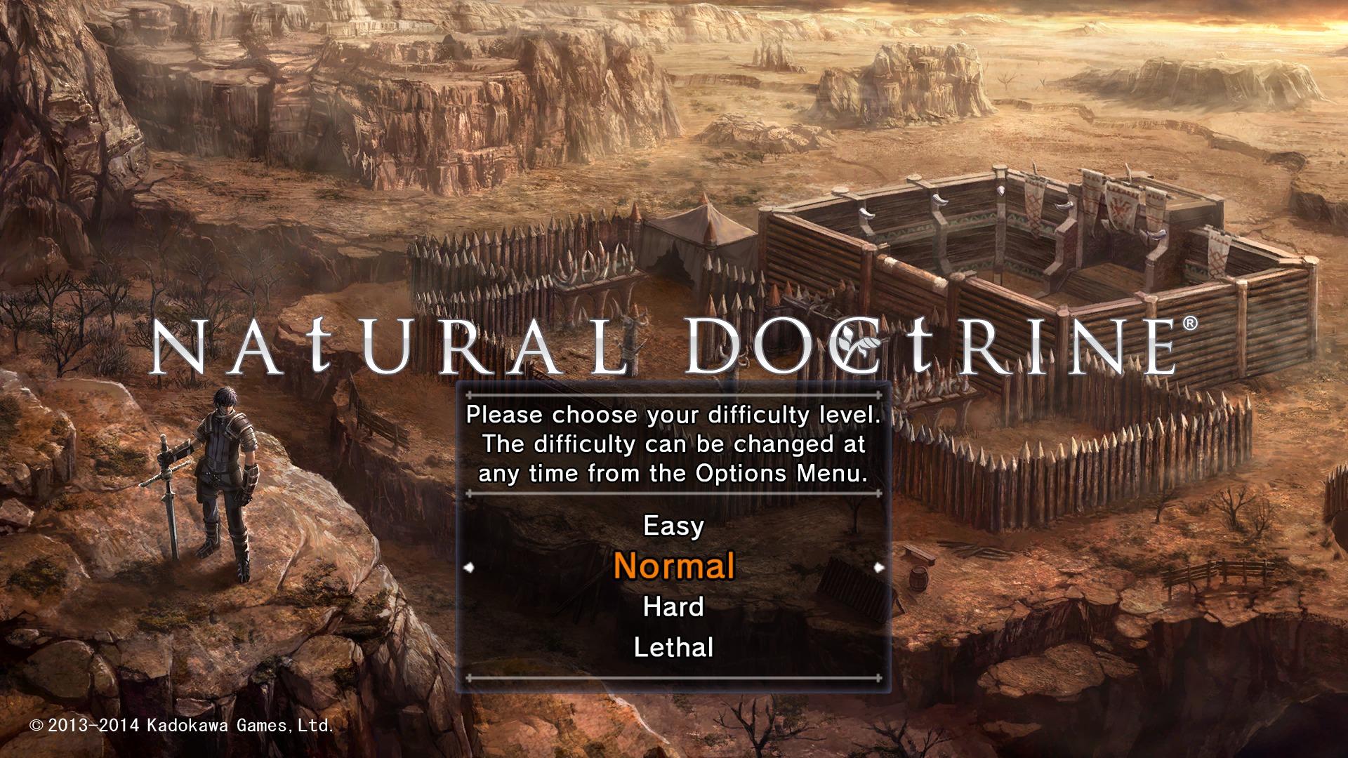 [GC14] Natural Doctrine