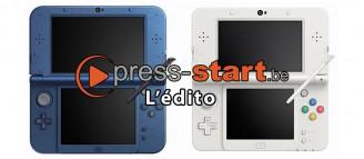 L'édito : New 3DS – future Game Boy Color ou DSi ?