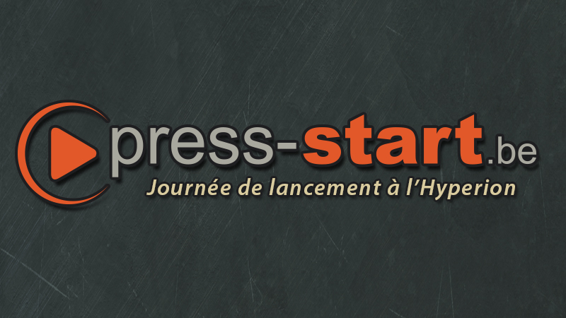 Press-Start : la journée de lancement