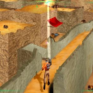 Outcast 1.1 : Un village à visiter