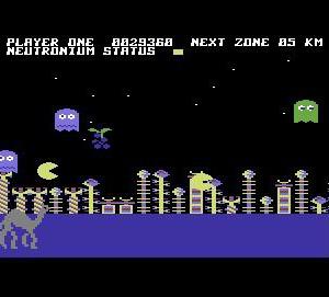 Niveau 12, invasion de Pacman et Fantomes
