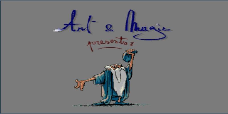 Art & Magic – le jeu vidéo artisanal