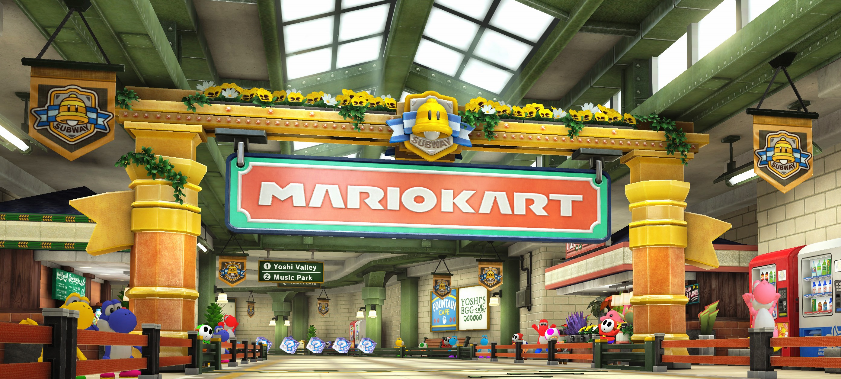 Mario Kart 8 – Le second DLC (Animal Crossing) dispo le 23/04